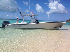 Used Yellowfin 36 Offshore w/HELM MASTER Center Console Fishing Boat For Sale