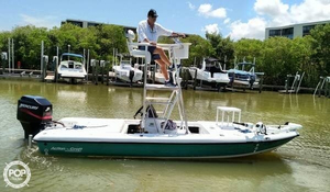 Used Action Craft Flatsmaster 2020 Flats Fishing Boat For Sale