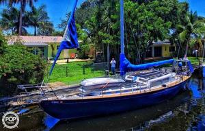 Used Tyler Glass Slipper 50 Sloop Sailboat For Sale