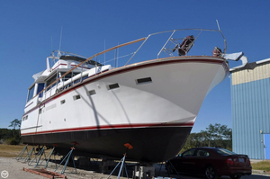 Used Chris-Craft 58 Roamer Trawler Boat For Sale
