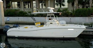 Used World Cat 246SF Power Catamaran Boat For Sale