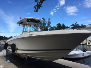 Used Scarab 30 TOURNAMENT Center Console Fishing Boat For Sale