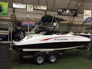 New Tahoe 2150 Deck Boat For Sale