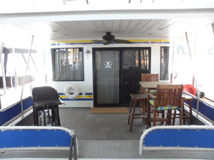 Used Sunstar House Boat For Sale