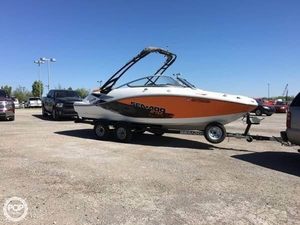 Used Sea-Doo 210 SP Bowrider Boat For Sale
