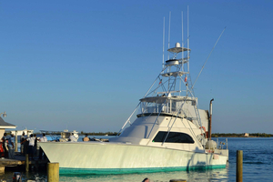Used Post Marine 50 Sports Fishing Boat For Sale