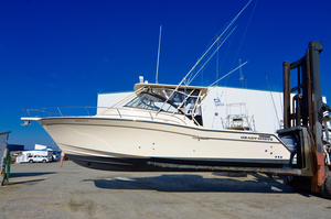 Used Grady-White 330 Express WA Saltwater Fishing Boat For Sale