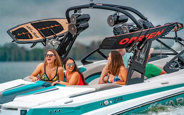 Ski and Wakeboard Boats For Sale